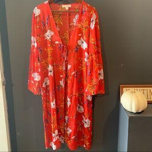 Great bright kimono!